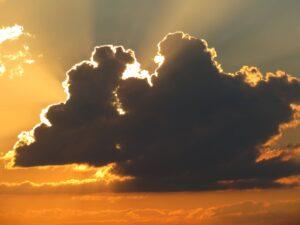 Wolken Wetter Gleitschirmfliegen Flugwetter Tandemflug