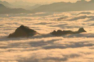 Heuberg Inntal Nebel Inntal