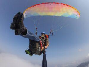 Verschenke Kaufe Bestelle Paragliding Tandemsprung