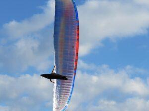 Tandempilot Training Tandemfliegen