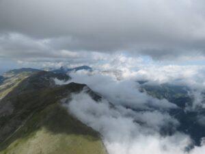 Wolken Wind Basis Gleitschirmfliegen